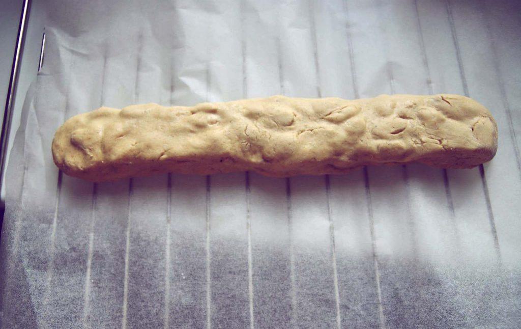 Bezglutenowe biscotti z migdałami