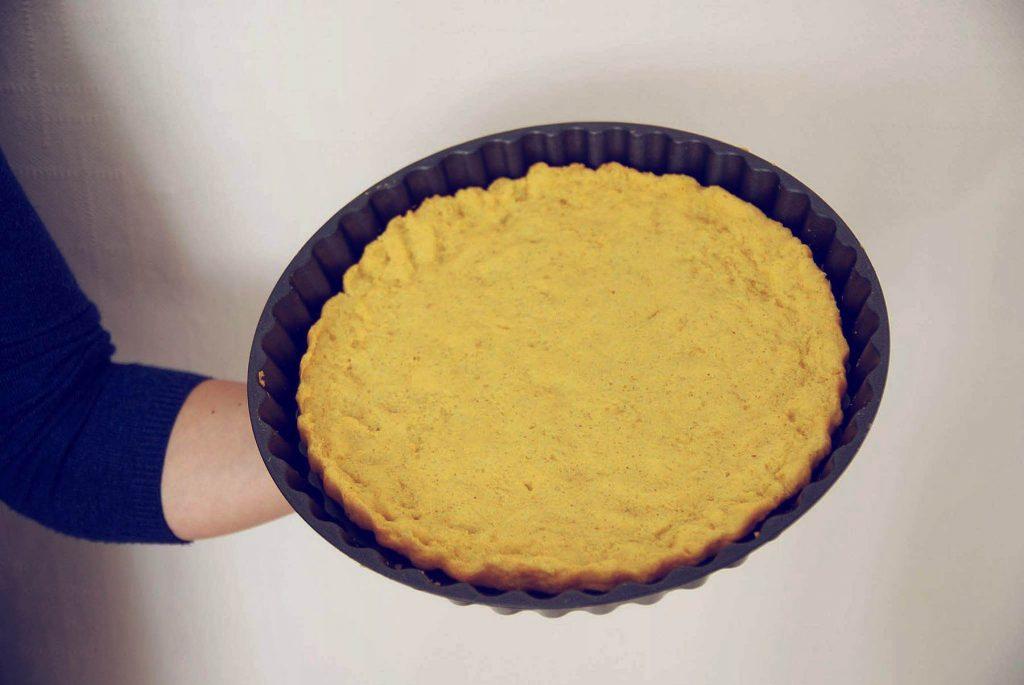 Bezglutenowe ciasto na tartę