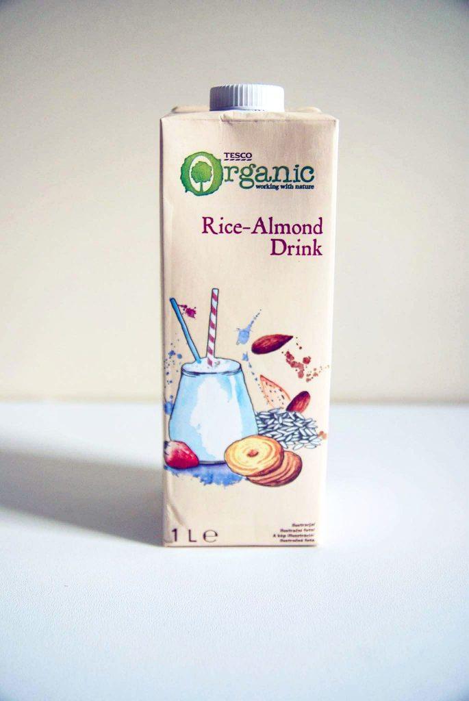 Mleko ryżowe Rice-Almond z Tesco