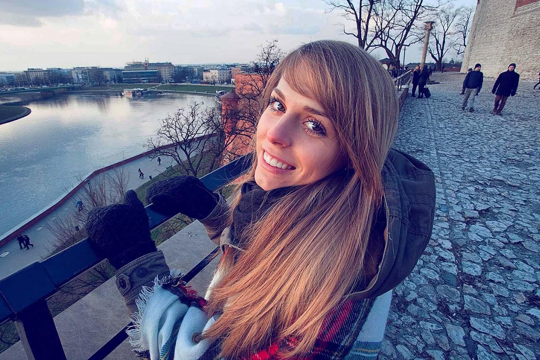 Sandra autora bloga Sangluti.pl